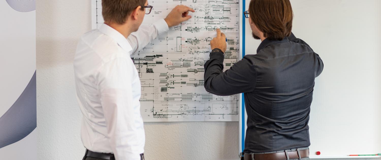 Maschinensicherheit ist äußerst wichtig! Wir helfen Ihnen gemäß DIN EN ISO 12100, 13849 und MRL 2006/42/EG.
