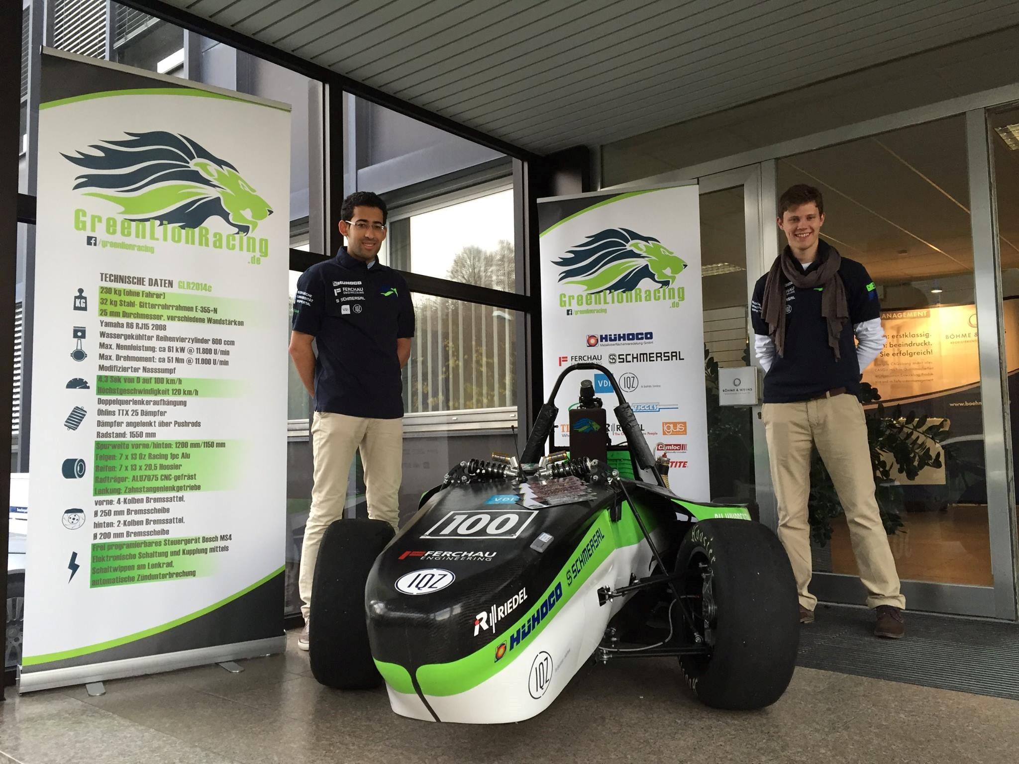 GreenLion-Racing-Team