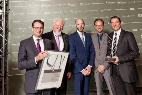 Wuppertaler Wirtschaftspreis IQZ